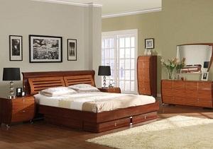 Nội thất phòng ngủ đẹp và hiện đại