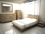 NEW CENTURY BEDROOM SET